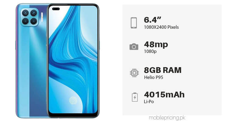 Oppo F17 Pro Price & Specifications in Pakistan